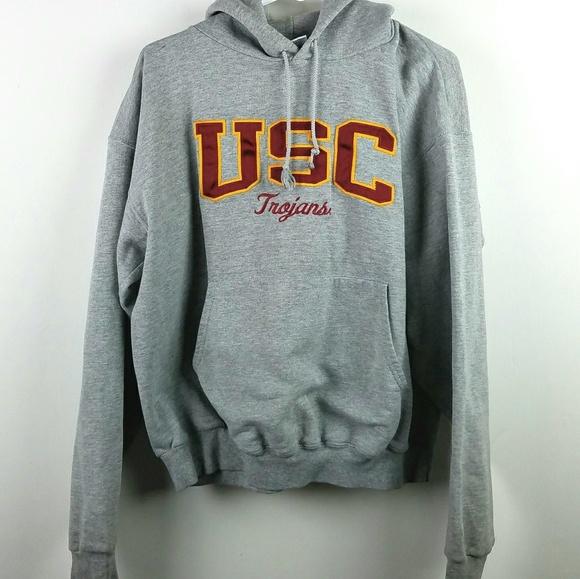 new styles 64005 64cc5 Champion USC Trojans Hoodie Size Large